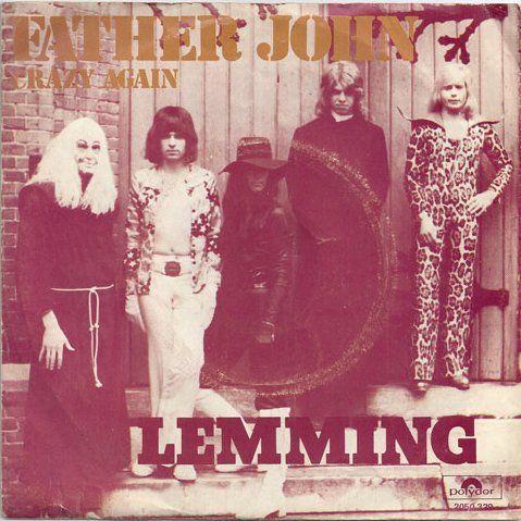 Coverafbeelding Father John - Lemming