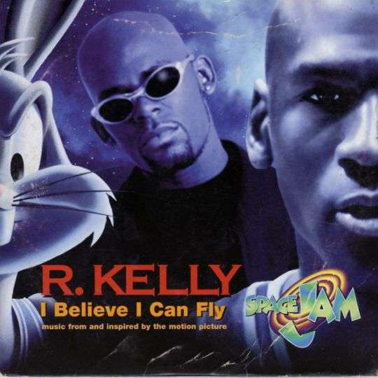 Coverafbeelding R. Kelly - I Believe I Can Fly