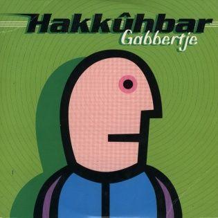 Coverafbeelding Gabbertje - Hakk�hbar
