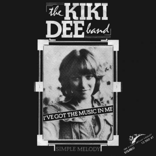 Coverafbeelding I've Got The Music In Me - The Kiki Dee Band
