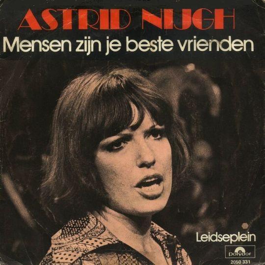 Coverafbeelding Mensen Zijn Je Beste Vrienden - Astrid Nijgh