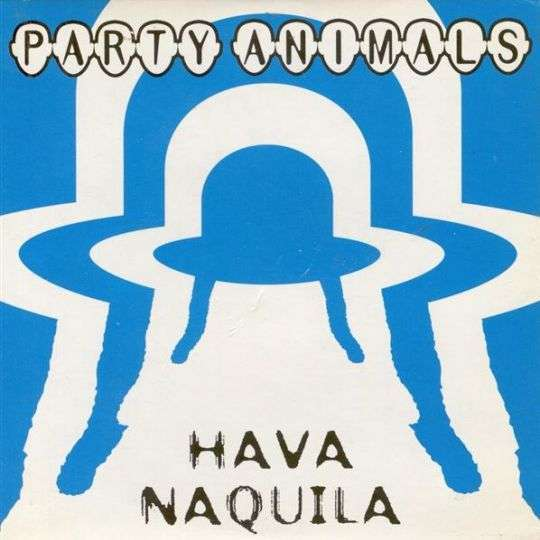 Coverafbeelding Party Animals - Hava Naquila