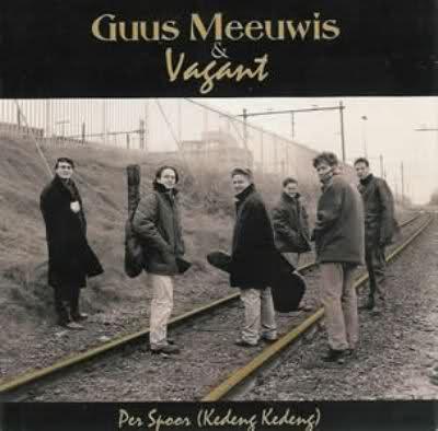 Coverafbeelding Per Spoor (Kedeng Kedeng) - Guus Meeuwis & Vagant