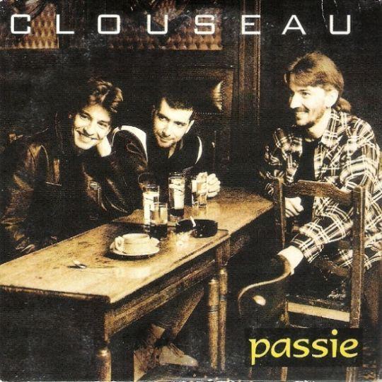 Coverafbeelding Passie - Clouseau