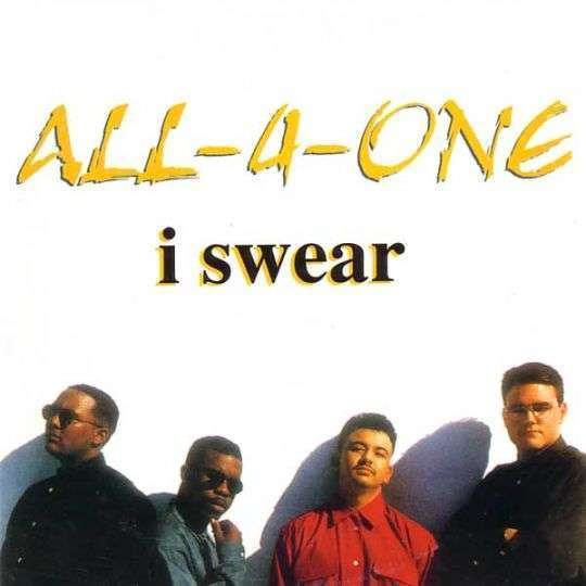 Coverafbeelding All-4-One - I Swear