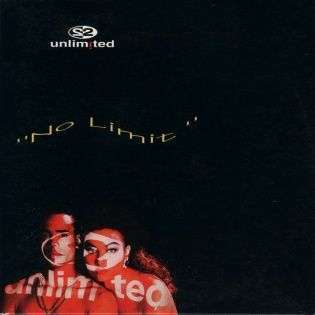 Coverafbeelding 2 Unlimited - No Limit