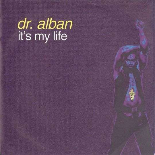 Coverafbeelding It's My Life - Dr. Alban