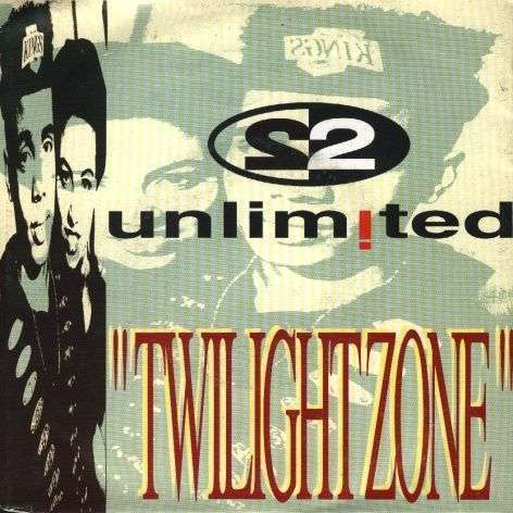 Coverafbeelding Twilight Zone - 2 Unlimited