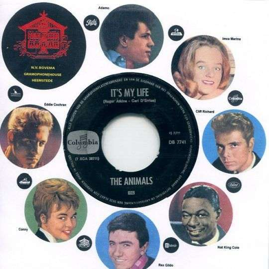 Coverafbeelding It's My Life - The Animals