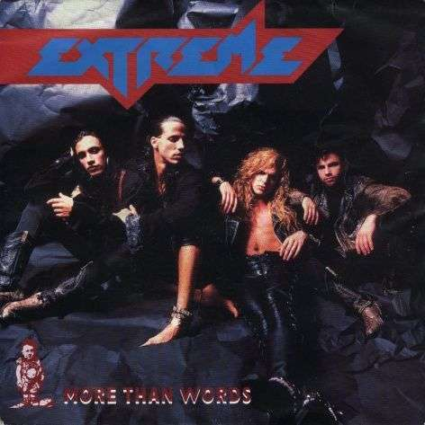 Coverafbeelding Extreme - More Than Words
