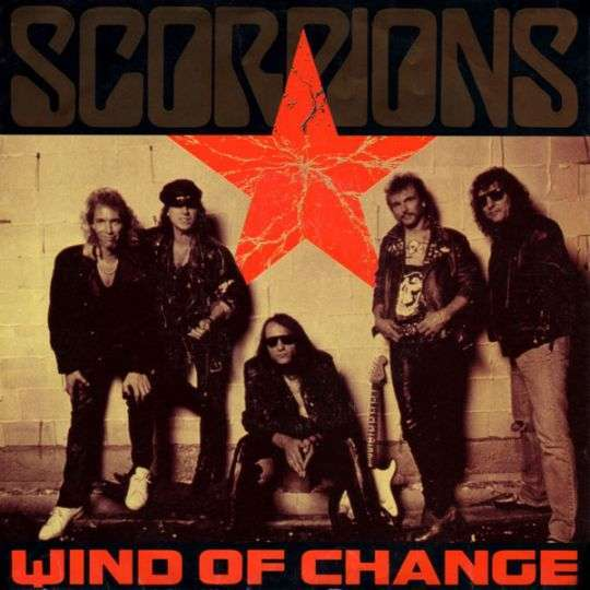 Coverafbeelding Wind Of Change - Scorpions ((Deu))
