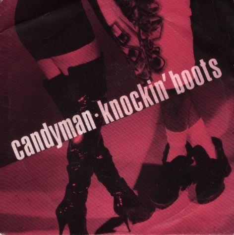 Coverafbeelding Candyman - Knockin' Boots