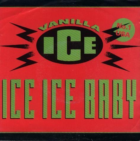 Coverafbeelding Vanilla Ice - Ice Ice Baby