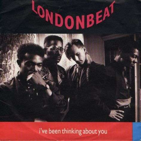 Coverafbeelding Londonbeat - I've Been Thinking About You
