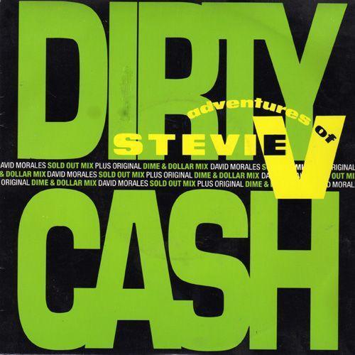 Coverafbeelding Adventures Of Stevie V - Dirty Cash