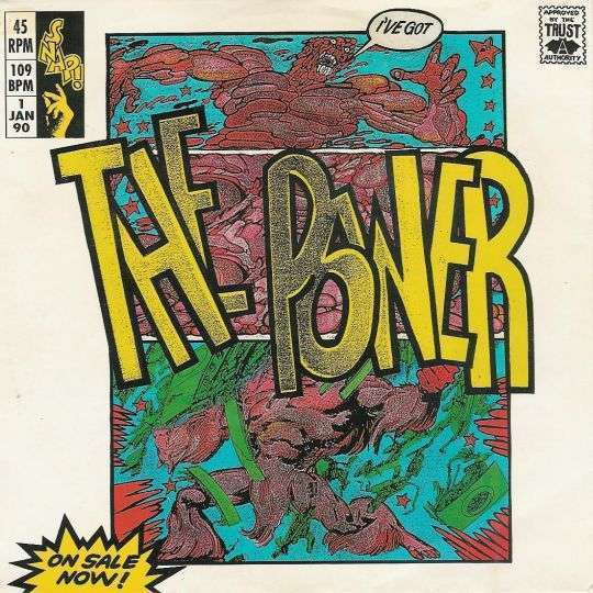 Coverafbeelding Snap! - The Power