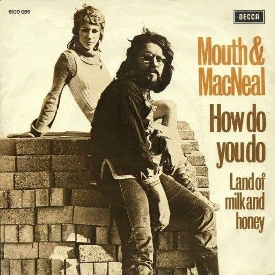Coverafbeelding Mouth & MacNeal - How Do You Do