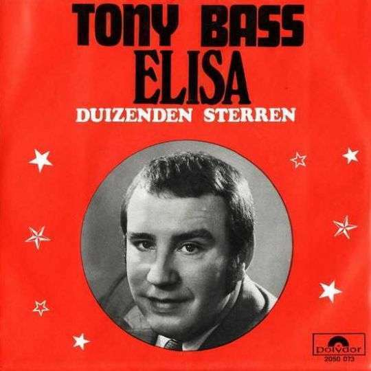 Coverafbeelding Elisa - Tony Bass