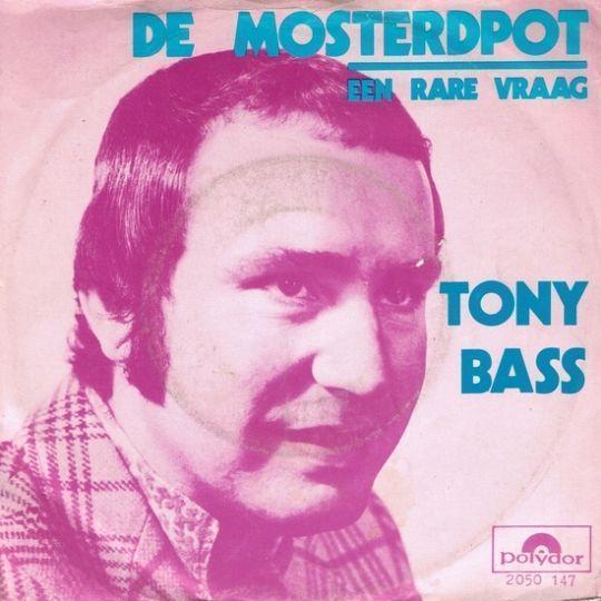 Coverafbeelding De Mosterdpot - Tony Bass