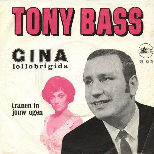 Coverafbeelding Tony Bass - Gina Lollobrigida