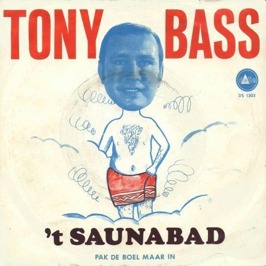 Coverafbeelding 't Saunabad - Tony Bass