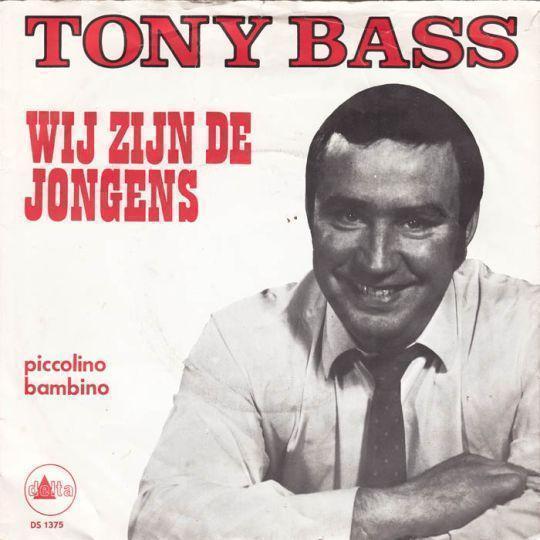 Coverafbeelding Wij Zijn De Jongens - Tony Bass