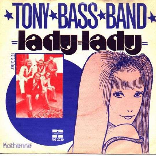 Coverafbeelding Lady Lady - Tony Bass Band