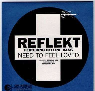 Coverafbeelding Reflekt featuring Delline Bass - Need To Feel Loved