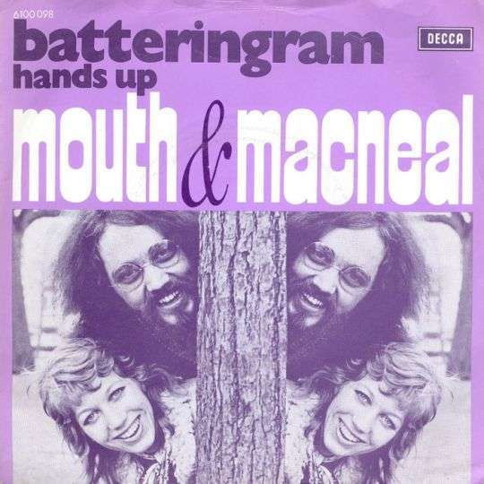 Coverafbeelding Batteringram - Mouth & Macneal