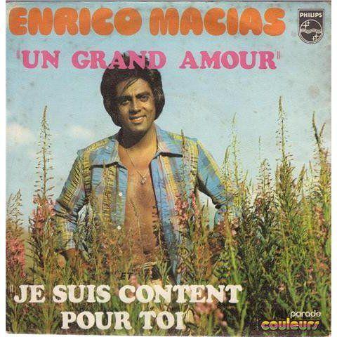Coverafbeelding Un Grand Amour - Enrico Macias