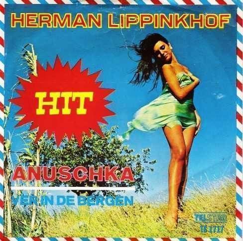 Coverafbeelding Anuschka - Herman Lippinkhof