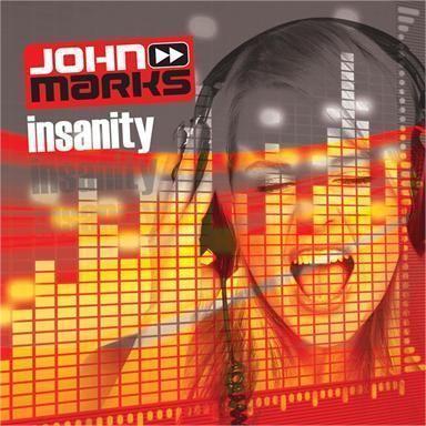 Coverafbeelding Insanity - John Marks