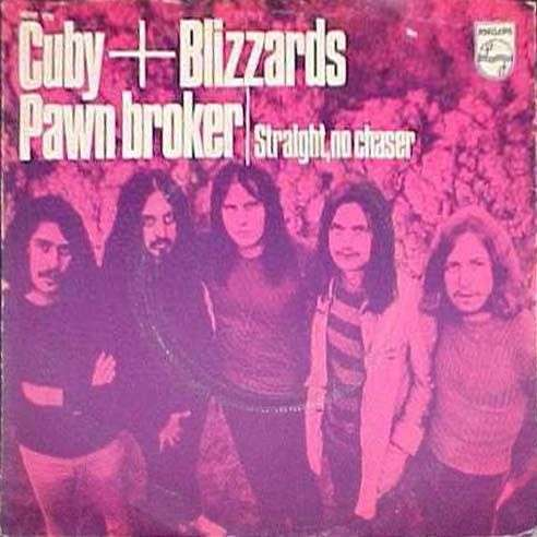 Coverafbeelding Pawn Broker - Cuby + Blizzards