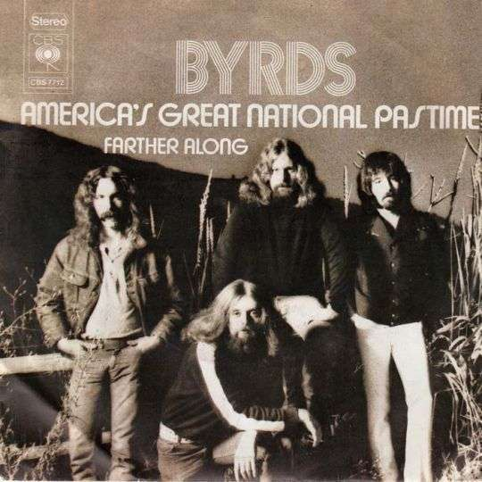 Coverafbeelding America's Great National Pastime - Byrds