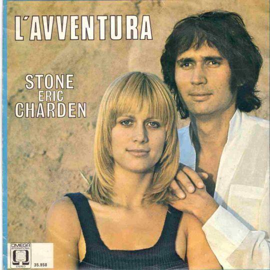 Coverafbeelding Stone & Eric Charden - L'avventura