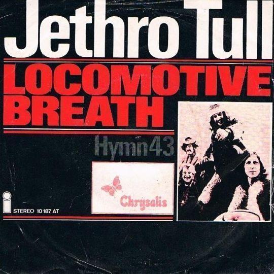 Coverafbeelding Locomotive Breath - Jethro Tull