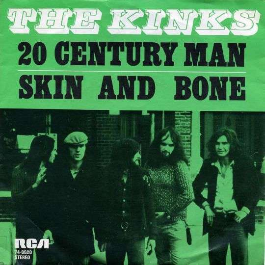 Coverafbeelding 20 Century Man - The Kinks