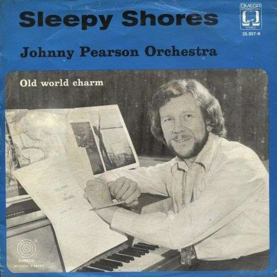 Coverafbeelding Johnny Pearson Orchestra - Sleepy Shores