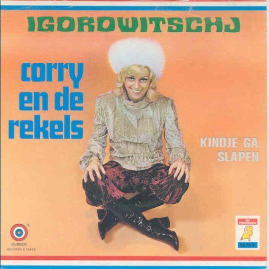 Coverafbeelding Igorowitschj - Corry En De Rekels