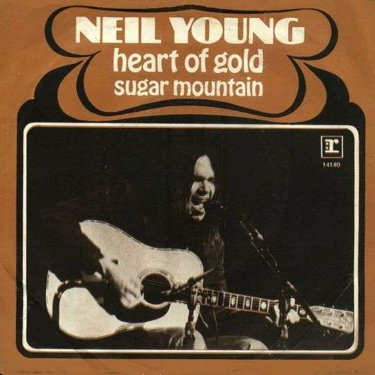 Coverafbeelding Neil Young - Heart Of Gold