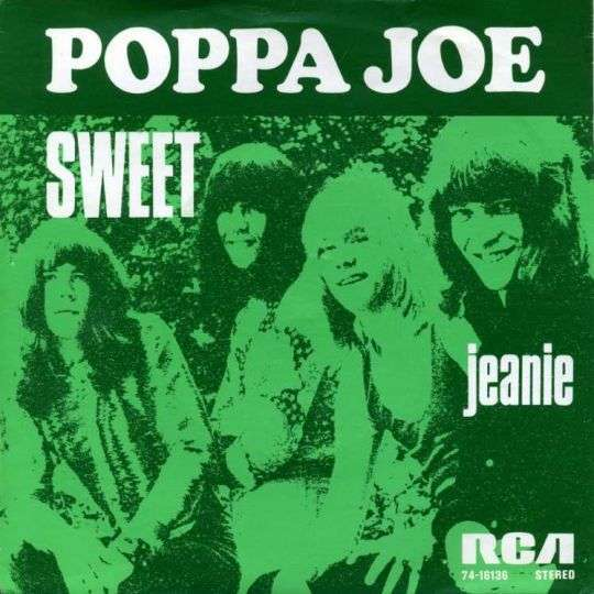 Coverafbeelding Poppa Joe - Sweet