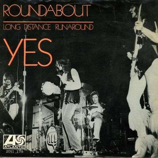 Coverafbeelding Roundabout - Yes
