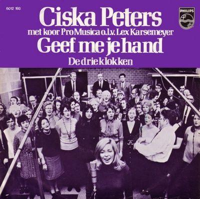 Coverafbeelding Ciska Peters met Koor Pro Musica o.l.v. Lex Karsemeyer - Geef Me Je Hand