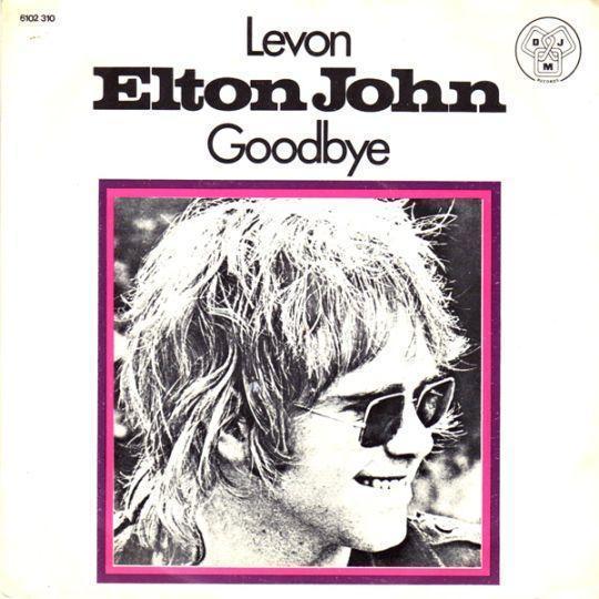 Coverafbeelding Levon - Elton John