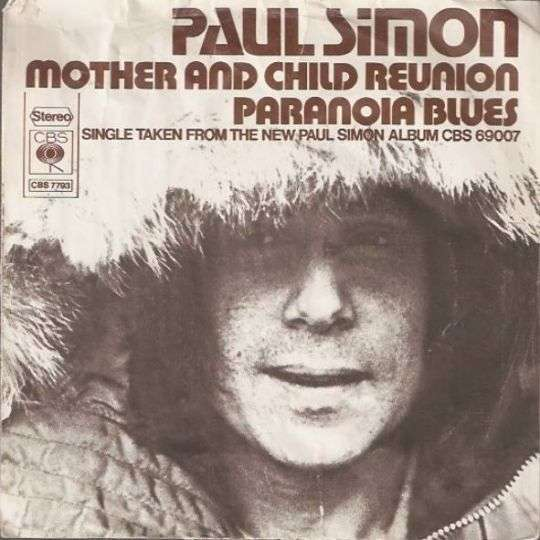 Coverafbeelding Paul Simon - Mother And Child Reunion