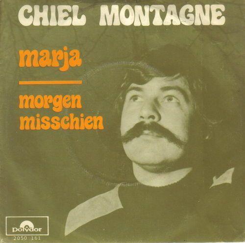 Coverafbeelding Chiel Montagne - Marja