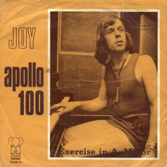 Coverafbeelding Joy - Apollo 100