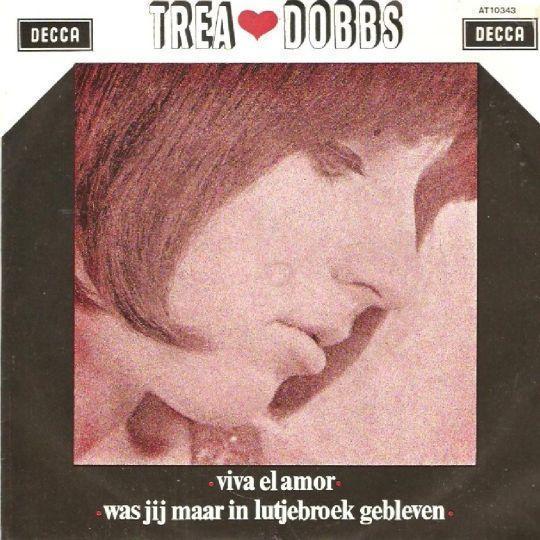 Coverafbeelding Was Jij Maar In Lutjebroek Gebleven - Trea Dobbs