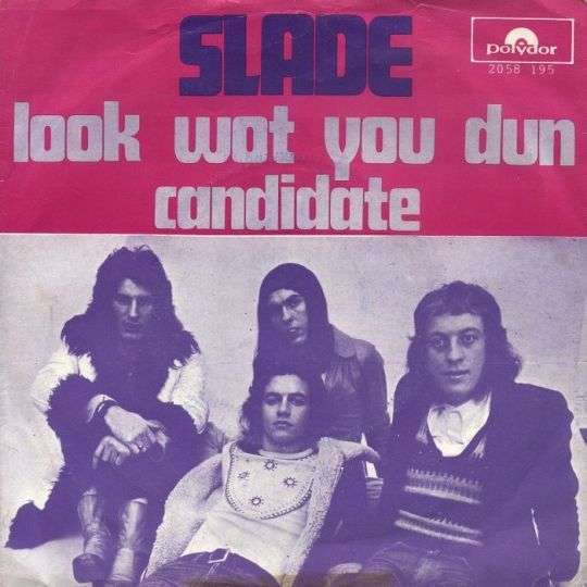 Coverafbeelding Slade - Look Wot You Dun