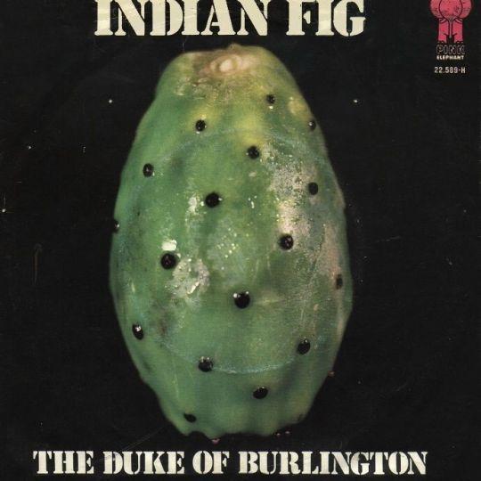 Coverafbeelding The Duke Of Burlington - Indian Fig
